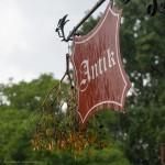 """Schild """"Antik"""""""
