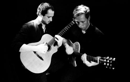 Simon & Tobias Tulenz – Jubiläumskonzert  Gipsy, Swing, Jazz, Latin, Klassik