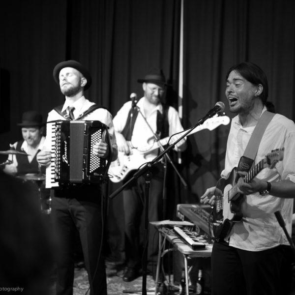 La Marche – Zickenumpa. Balkanbeats, Ska, Funk & Reggae