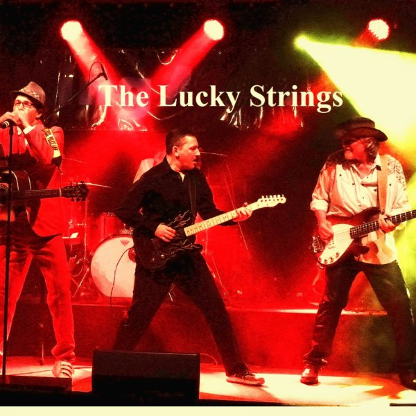 Pfingstvergnügen – The Lucky Strings – Liveband